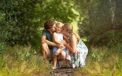 Photographing Your Family year after year